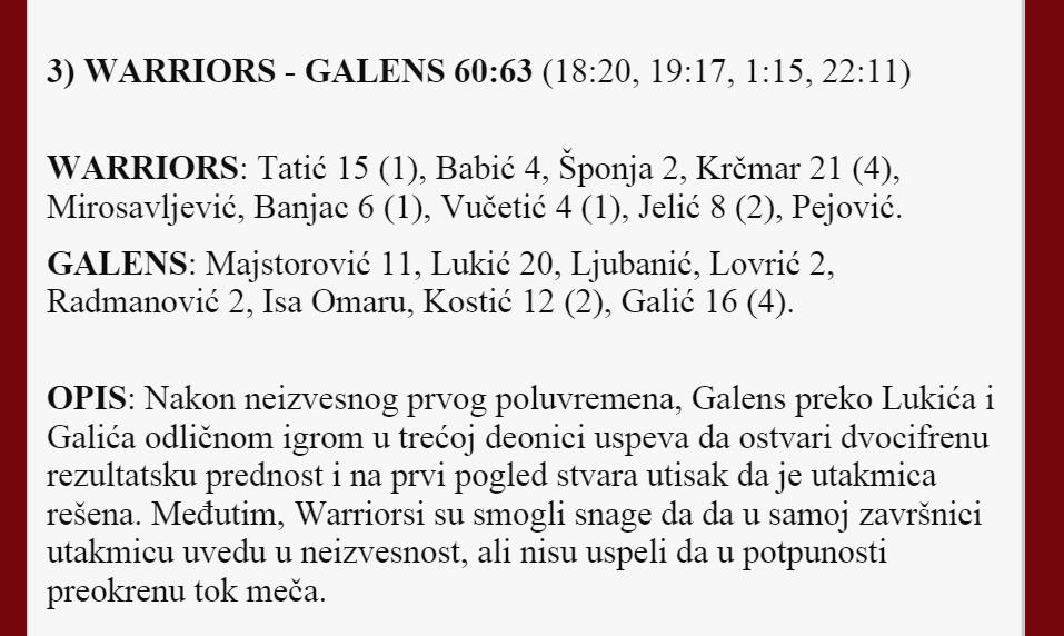 galens 2